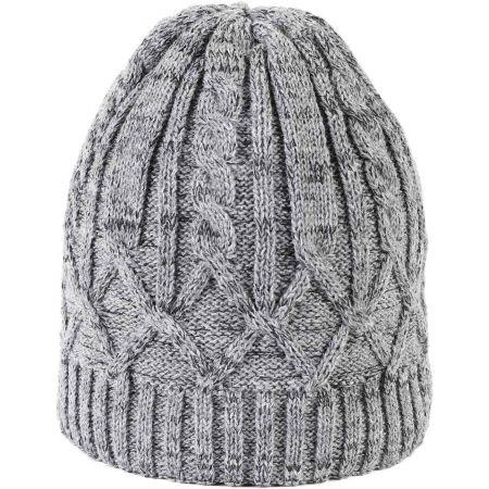 Finmark WINTER HAT - Women's knitted hat