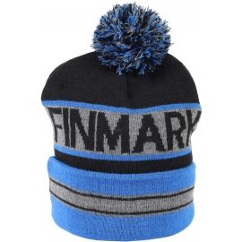 Finmark WINTER HAT - Men's knitted hat