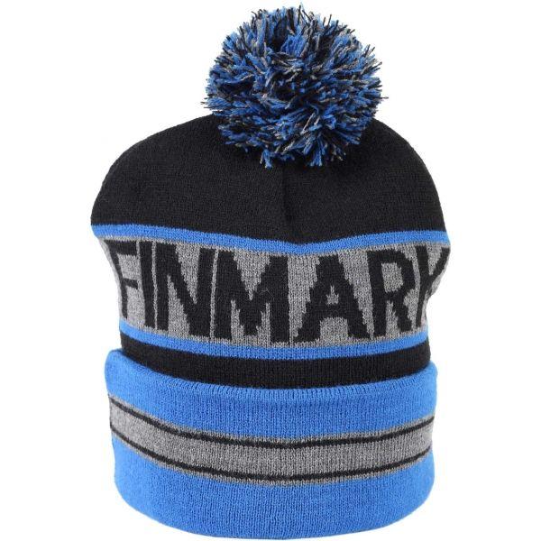 Finmark ZIMNÁ ČIAPKA - Pánska pletená čiapka
