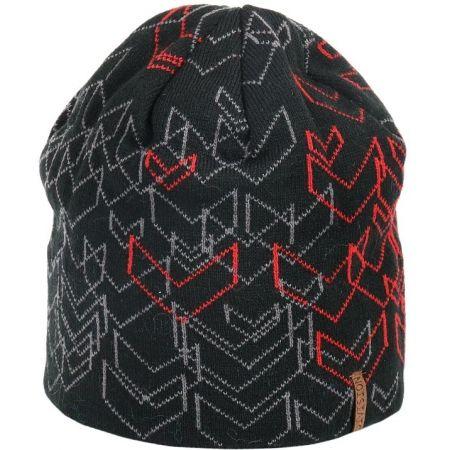 Pletená čepice - Finmark DIVISION