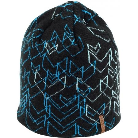 Finmark DIVISION - Pletená čepice