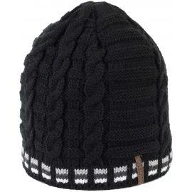 Finmark DIVISION - Dámska pletená čiapka