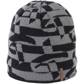 Finmark DIVISION - Pánska pletená čiapka