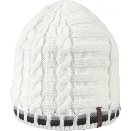 Căciulă tricotată damă - Finmark CĂCIULĂ DE IARNĂ