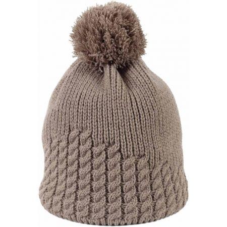 Dámska pletená čiapka - Finmark DIVISION