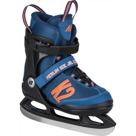 Chlapčenské ľadové korčule - K2 MERLIN ICE - 1