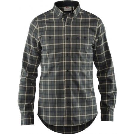 Pánská košile - Fjällräven FJÄLLSLIM SHIRT LS