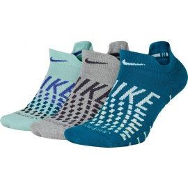 Nike EVERYDAY MAX CUSH LOW 3PR-GFX - Damen Socken
