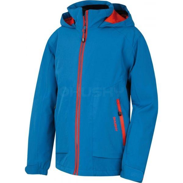 Husky W 17 ZENGL JR - Detská lyžiarska bunda
