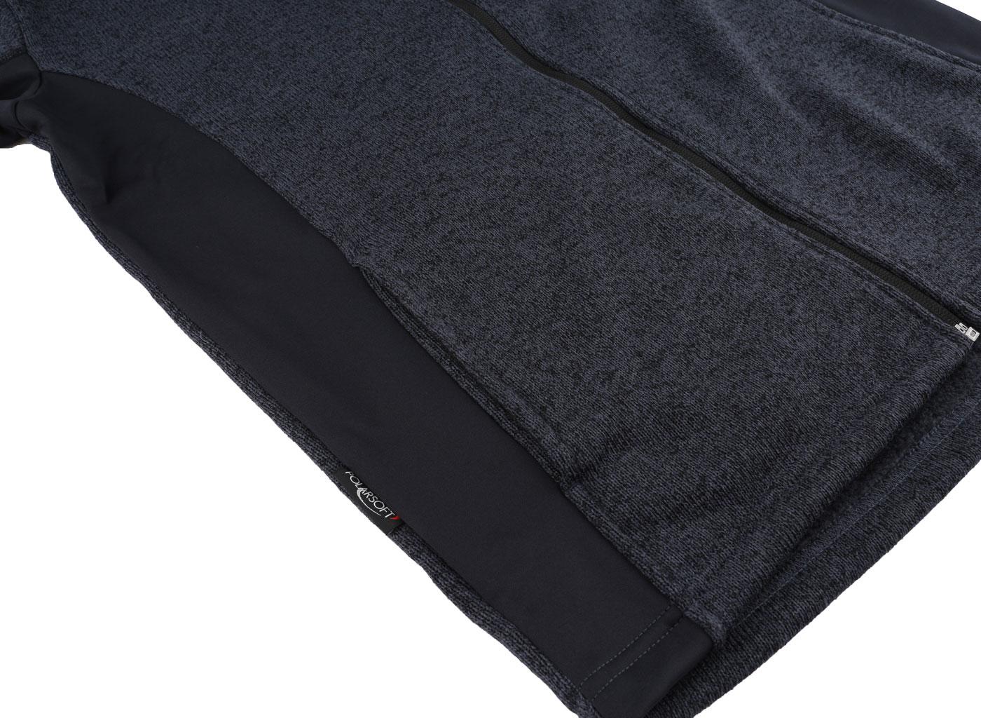 Мъжки суитшърт от технически текстил