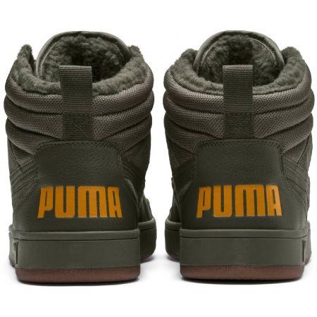 Pánska zimná obuv - Puma REBOUND STREET V2 SD FUR - 5