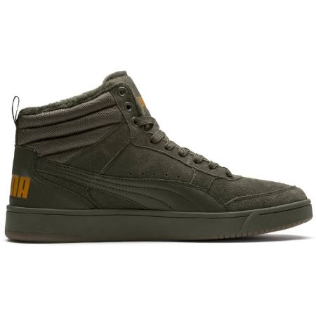 Puma REBOUND STREET V2 SD FUR - Men's winter shoes