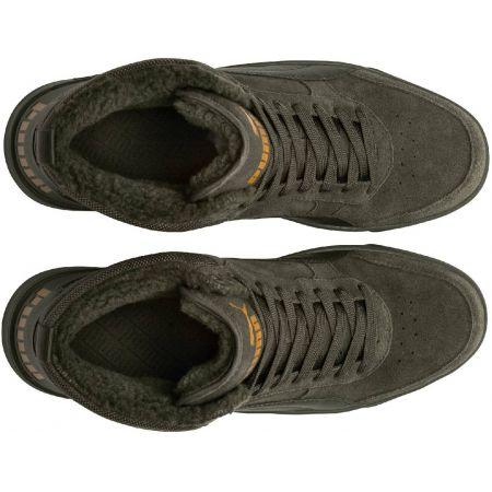 Pánska zimná obuv - Puma REBOUND STREET V2 SD FUR - 3