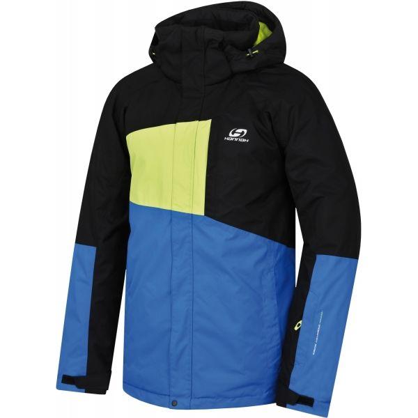Hannah ORVILLE modrá M - Pánská lyžařská bunda