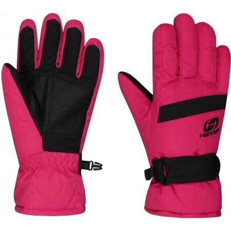 Detské lyžiarske rukavice - Hannah LEDDA