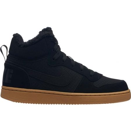 Children's ankle boots - Nike COURT BOROUGH MID WINTER - 1