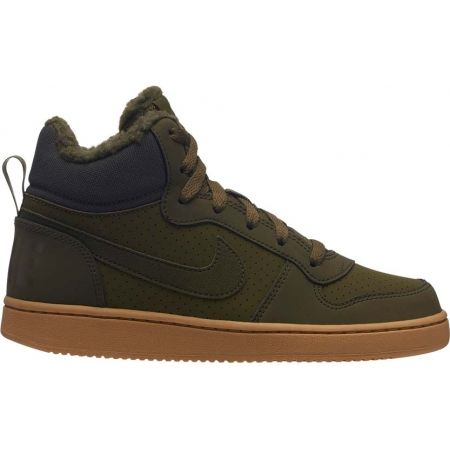 Nike COURT BOROUGH MID WINTER - Children's ankle boots