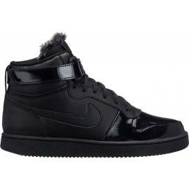 Nike EBERNON MID PREMIUM - Dámská kotníčková obuv