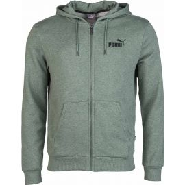 Puma ELEVATED ESS HOODY TR FZ - Hanorac de bărbați