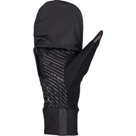 Sportovní zateplené rukavice - Etape COVER WS+ - 4