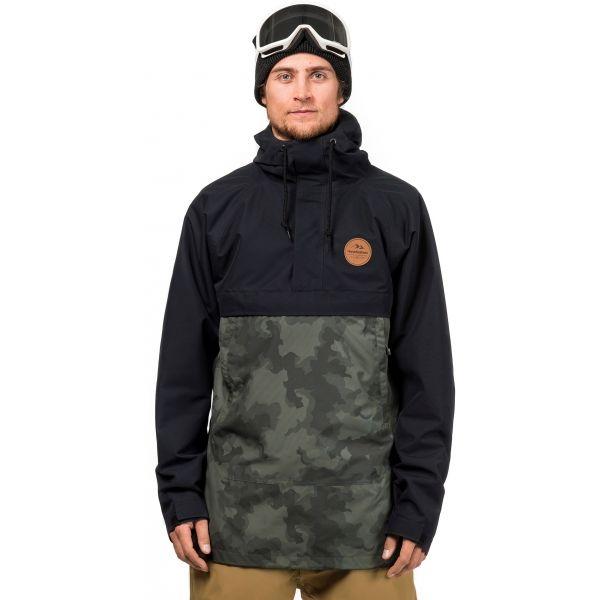 Horsefeathers FOKKER JACKET - Pánska zimná bunda