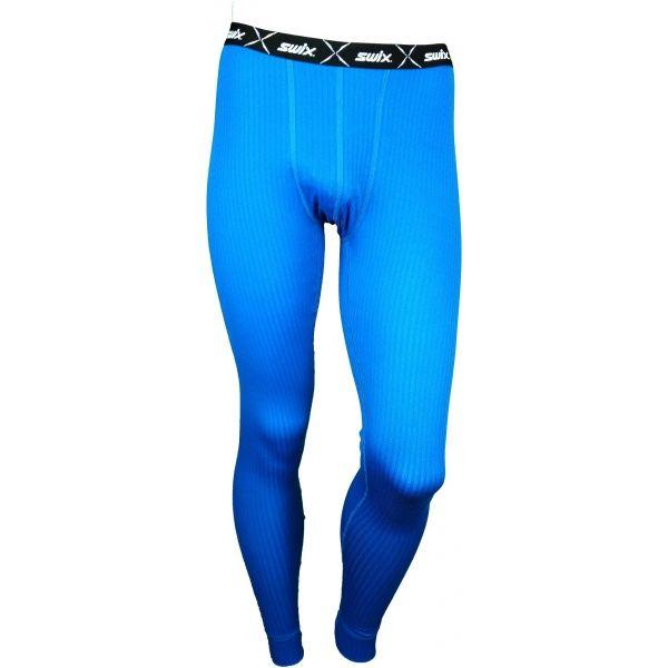 Swix STARX BODYW PANTS M modrá M - Pánské spodní kalhoty