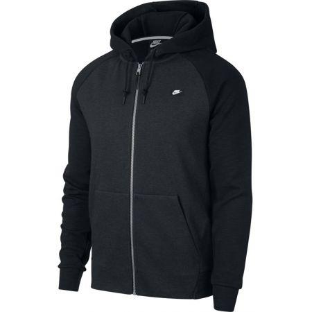 Pánska mikina - Nike NSW OPTIC HOODIE FZ - 1