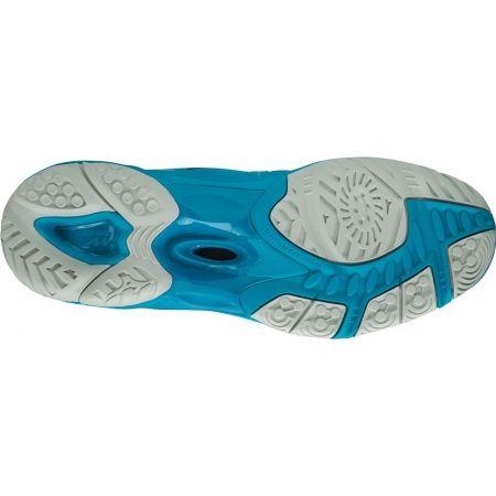 Pánská indoorová obuv - Mizuno WAVE HURRICANE 3 - 2