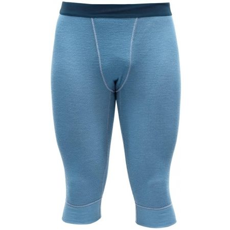 Men's 3/4  length underpants - Devold WOOL MESH MAN 3/4 LONG JOHNS