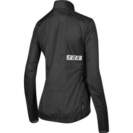 Women's cycling jacket - Fox ATTACK WIND JACKET - 2
