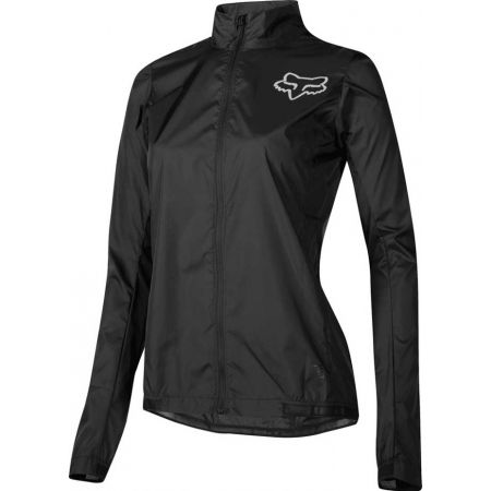 Women's cycling jacket - Fox ATTACK WIND JACKET - 1