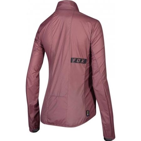 Women's cycling jacket - Fox ATTACK WIND JACKET - 4