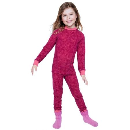 Gyerek aláöltözet - Devold ACTIVE KID LONG JOHNS - 2