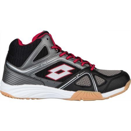 Pantofi de sală bărbați - Lotto JUMPER 400 II MID - 3