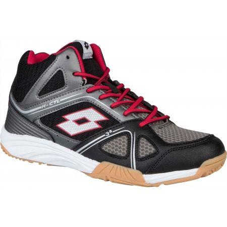 Pantofi de sală bărbați - Lotto JUMPER 400 II MID - 1