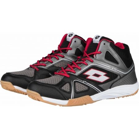 Pantofi de sală bărbați - Lotto JUMPER 400 II MID - 2
