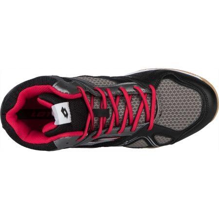 Pantofi de sală bărbați - Lotto JUMPER 400 II MID - 5