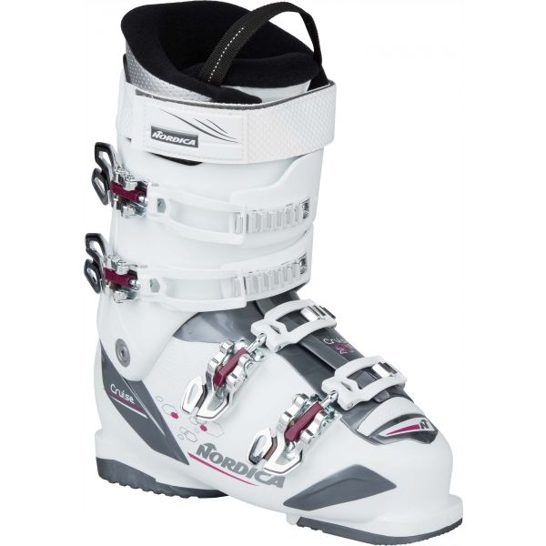 Nordica CRUISE 55 S W biela 27 - Dámska zjazdová obuv