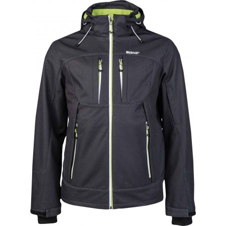 Men's softshell ski jacket - Willard ANAIS - 1