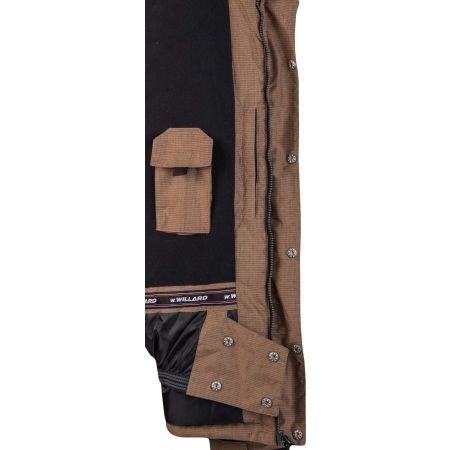 Pánská lyžařská bunda - Willard BRETT - 4