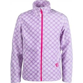 Lewro LIM - Girls' fleece sweatshirt