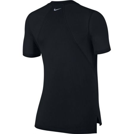 Women's running T-shirt - Nike MILER TOP SS HBR - 2