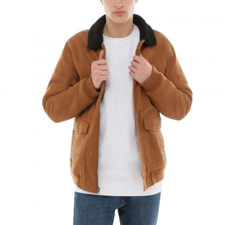 Pánská zimní bunda - Vans MN BELDEN - 5