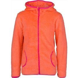 Lewro NELDA - Girls' fleece sweatshirt