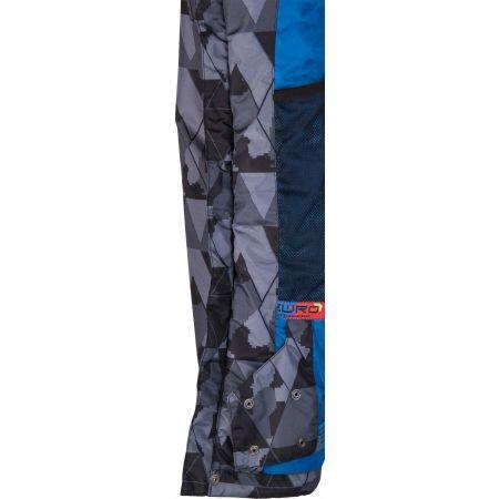 Detská snowboardová bunda - Lewro LOGAN - 4