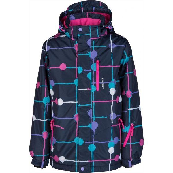 Lewro LOGAN - Detská snowboardová bunda