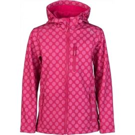 Lewro DONA - Girls' softshell jacket
