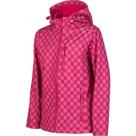 Dievčenská softshellová bunda - Lewro DONA - 2