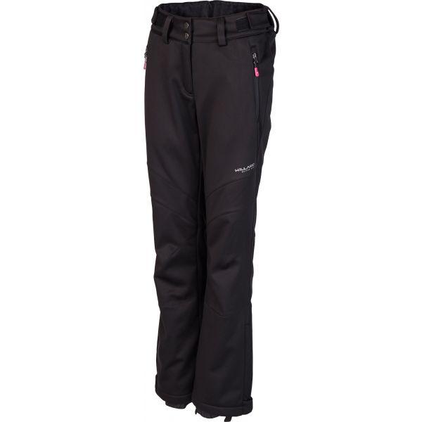 Willard ROSALINDA czarny M - Spodnie softshell damskie