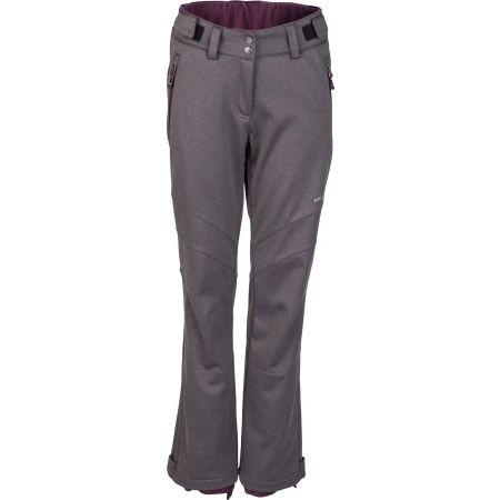 Dámske softshellové nohavice - Willard ROSALINDA - 2